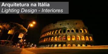 Foto para o pacote Curso de Arquitetura na Itália -  Tema LIGHTING DESIGN - INTERIORES