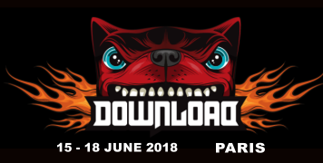 Foto para o pacote DOWNLOAD FESTIVAL - FRANCE - 2018