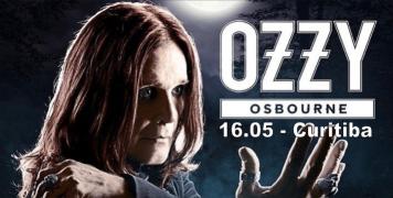 Foto para o pacote Show OZZY OSBOURNE - Curitiba - 2018