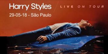 Foto para o pacote Show HARRY STYLES - São Paulo - 2018