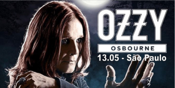 Foto para o pacote Show OZZY OSBOURNE - São Paulo - 2018